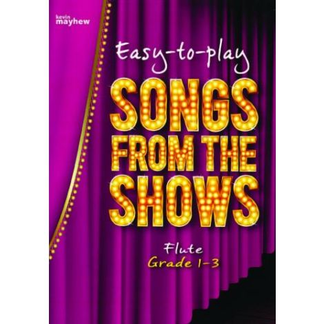 Easy to Play Songs from the Shows (Flute)