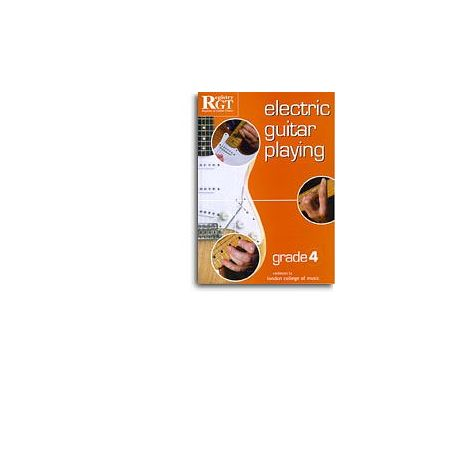Registry Of Guitar Tutors: Electric Guitar Playing - Grade Four