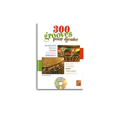 300 Grooves pour Djemb闂