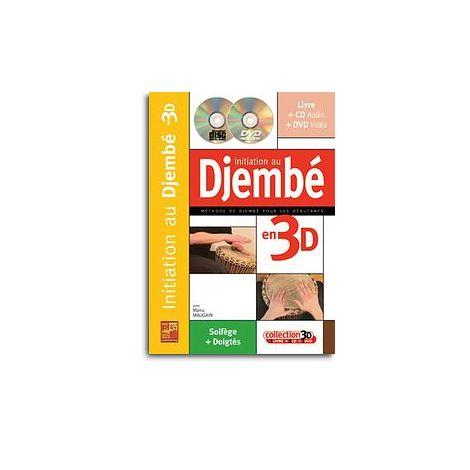 Initiation Au Djemb闂 en 3D