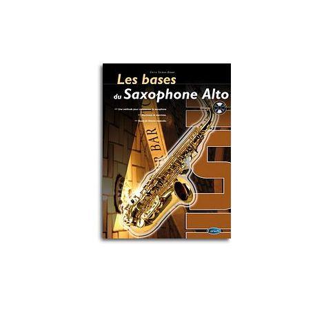 Bases du Saxophone Alto (Les)