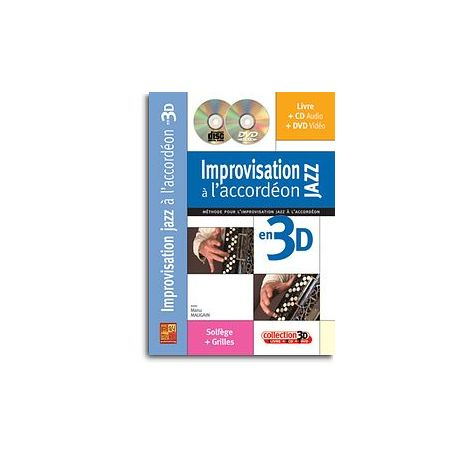 Improvisation Jazz 闂 l闂備胶鍋ㄩ崕鏌ユ偘鐎规叾ord闂佽偐鍘у畵鈧琻 en 3D