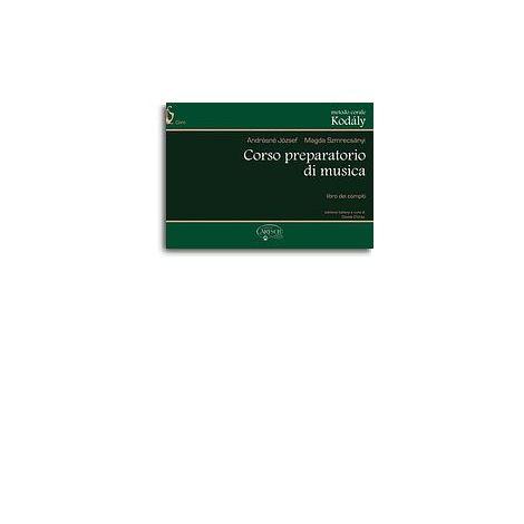 Metodo Corale Kod闁荤姴缁: Corso Preparatorio di Musica, Libro dei Compiti
