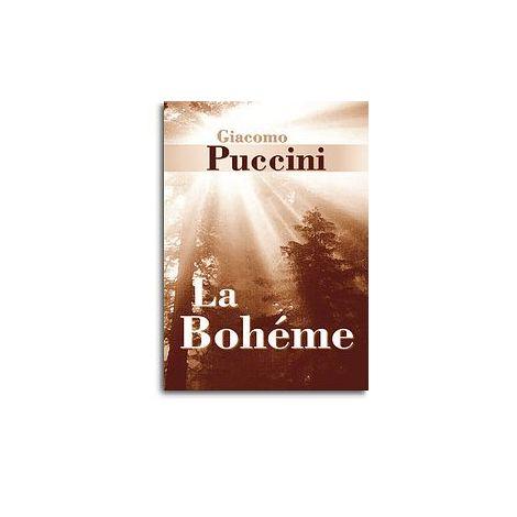 Giacomo Puccini: La Boh闂佺粯姘ㄩ獮鈧琫 (Libretto)