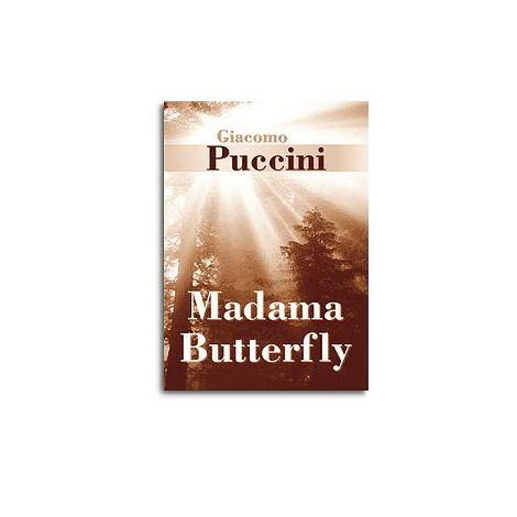 Giacomo Puccini: Madama Butterfly (Libretto)