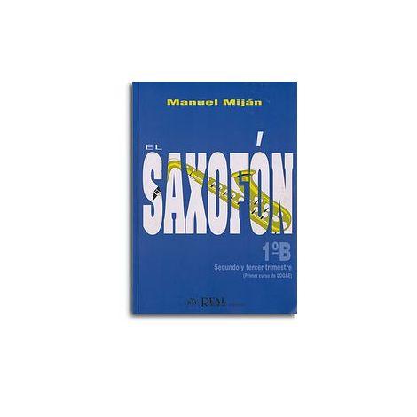El Saxof闁荤姵鍔楅悵, Volumen 1B (2 y 3er Trimestre)