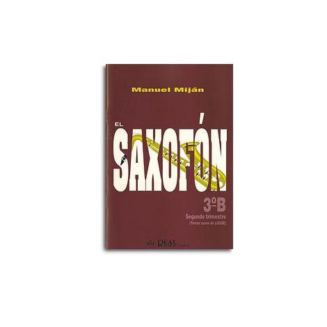 El Saxof闁荤姵鍔楅悵, Volumen 3B (2 Trimestre)