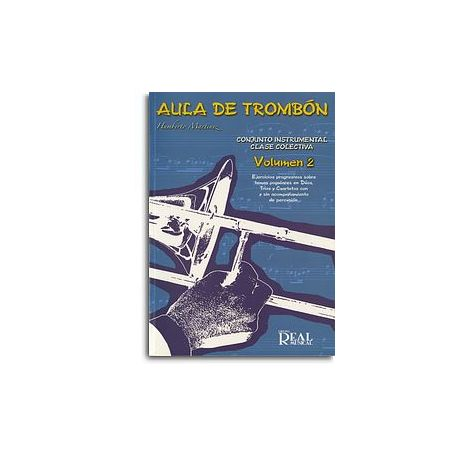 Aula de Tromb闁荤姵鍔楅悵, Volumen 2