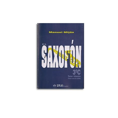 El Saxof闁荤姵鍔楅悵, Volumen 3C (3er Trimestre)
