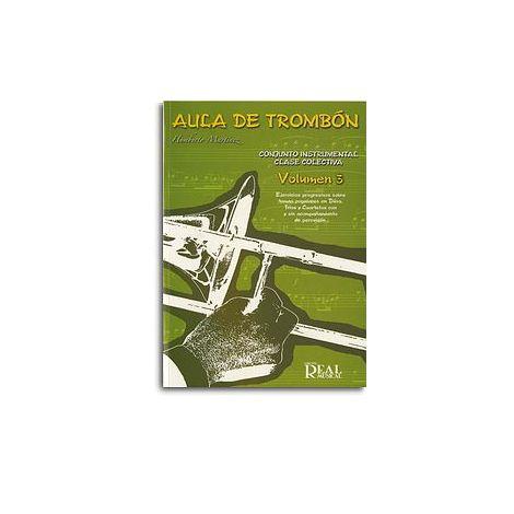 Aula de Tromb闁荤姵鍔楅悵, Volumen 3