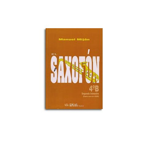 El Saxof闁荤姵鍔楅悵, Volumen 4B (2 Trimestre)