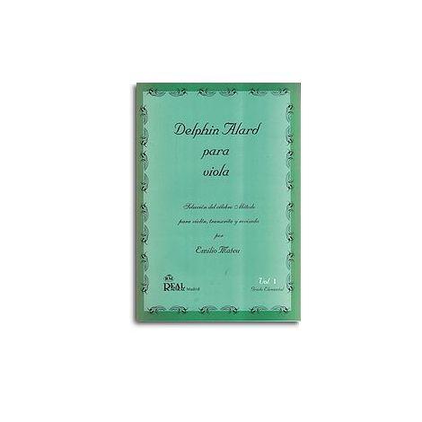 Delphin Alard para Viola, Vol.1 - Grado Elemental