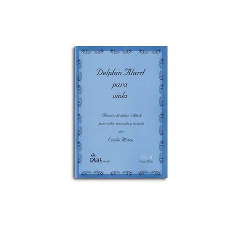 Delphin Alard para Viola, Vol.2 - Grado Medio