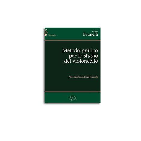 Brunelli: Metodo pratico per lo studio del Violoncello