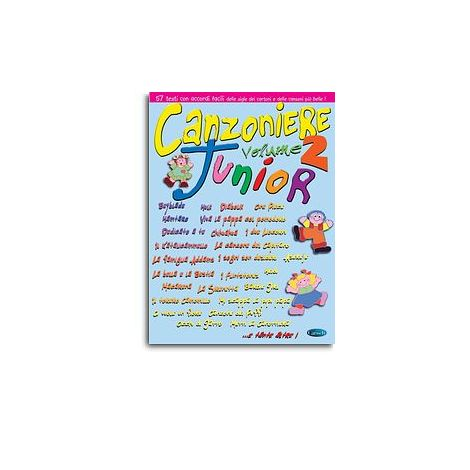 Canzoniere Junior - Volume 2
