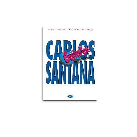 Carlos Santana: Guitar Tab Anthology