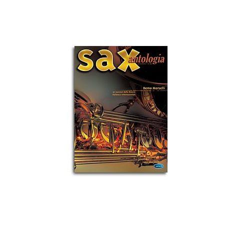 Sax Antologia (Strumenti In Sib)