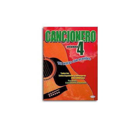 El Cancionero, Volumen 4