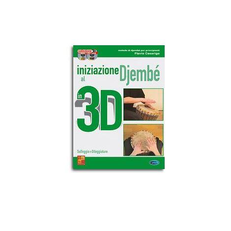 Iniziazione al Djemb闂 in 3D
