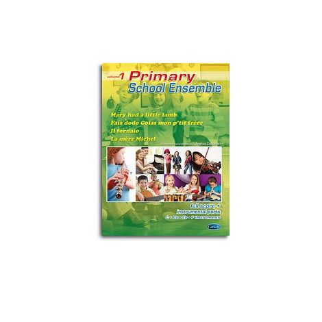 Primary School Ensemble, Volume 1