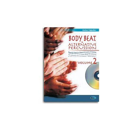 Body Beat & Alternative Percussions, Volume 2
