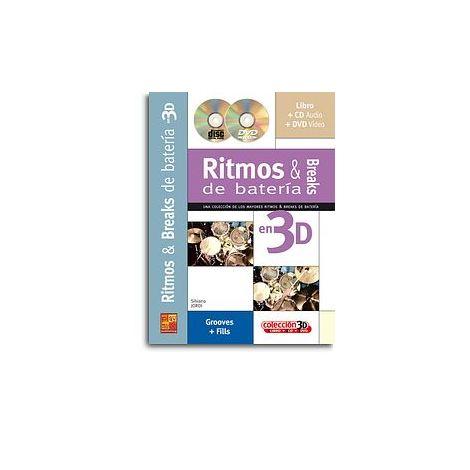 Ritmos & Breaks de Bateria en 3D
