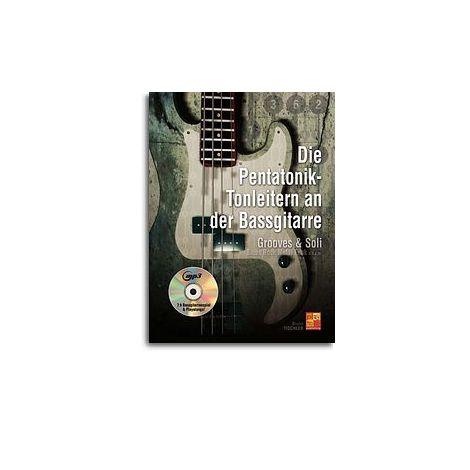 Die Pentatonik-Tonleitern an der Bassgitarre