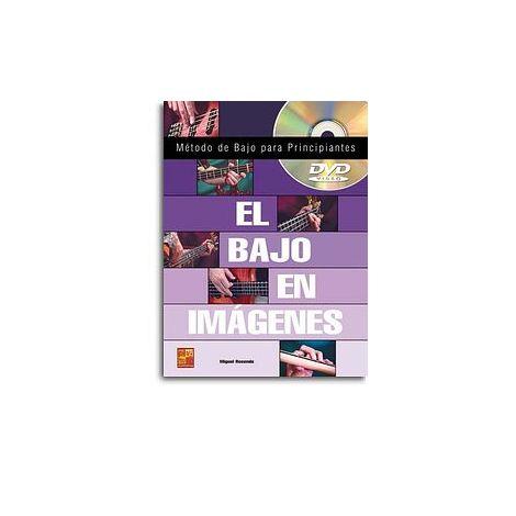 Rosendo Bajo En Imajenes Bgtr Bk/Dvd