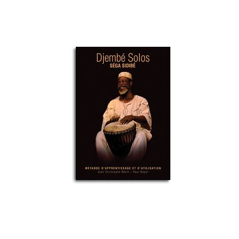 S闂佽偐鍘у畷 Sidib闂: Djemb闂 Solos (English Language Edition)