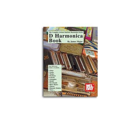 Complete 10-Hole Diatonic Harmonica Series: D