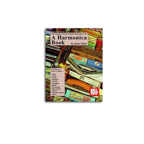 Complete 10-Hole Diatonic Harmonica Series: A