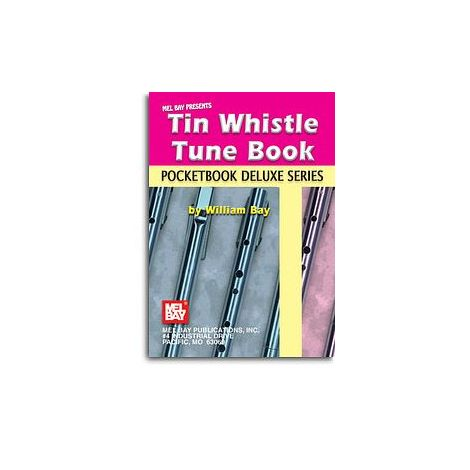 Pocketbook Deluxe Series: Tin Whistle Tune Book
