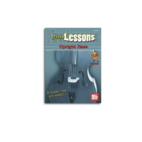 Chris Tordini: First Lessons - Upright Bass (Book/CD)