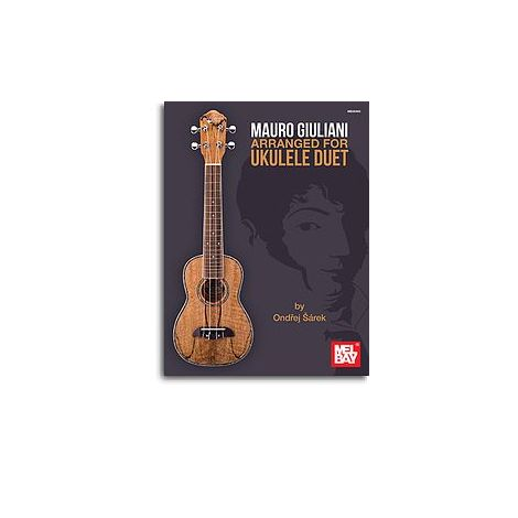 Mauro Giuliani Arranged For Ukulele Duet By Ondrej Sarek