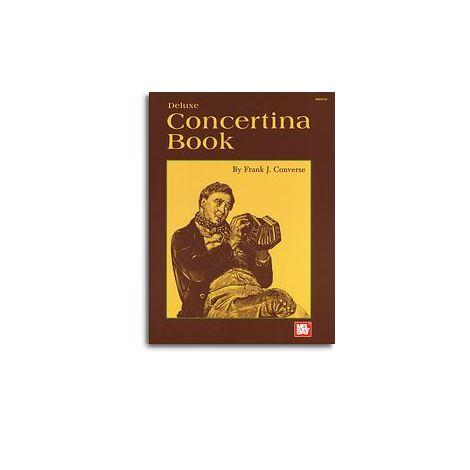 Frank Converse: Deluxe Concertina Book