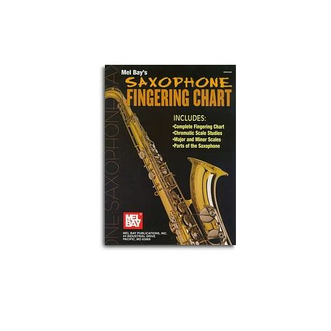 William Bay: Saxophone Fingering Chart