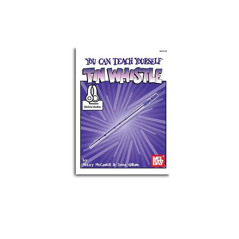 You Can Teach Yourself Tinwhistle (Book/Online Audio)