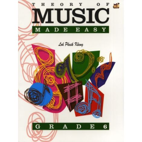 Theory Of Music Made Easy - Grade 6