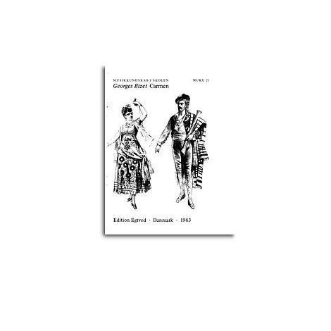 Bent Mortensen: Georges Bizet - Carmen