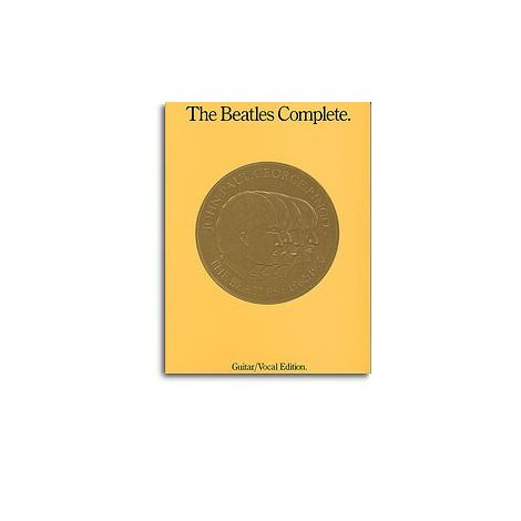 The Beatles Complete (Revised) Guitar Edition