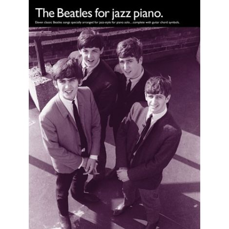 The Beatles For Jazz Piano