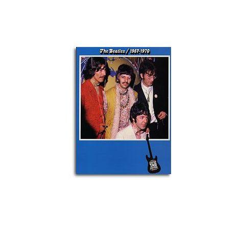 The Beatles: 1967-1970 Guitar Tab Edition