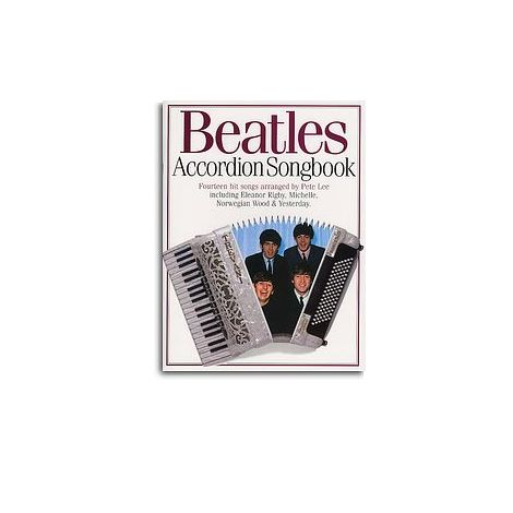 The Beatles Accordion Songbook