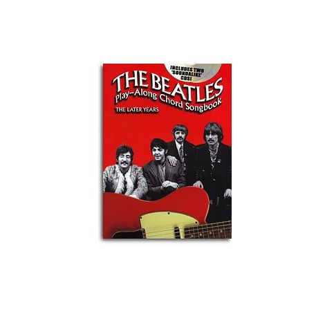 The Beatles: Play-Along Chord Songbook - The Later Years