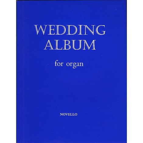 Wedding Album For Organ