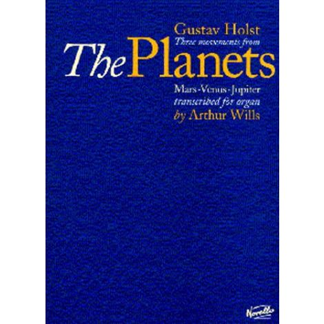 Gustav Holst: Three Movements From The Planets