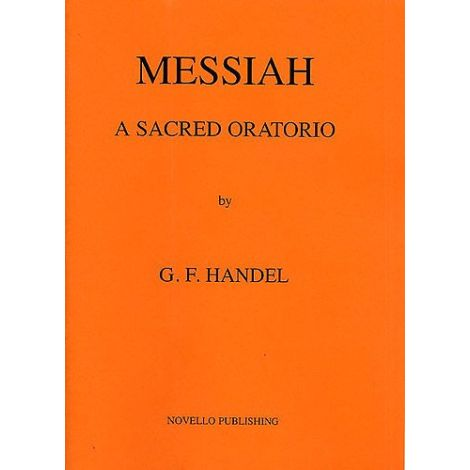 G.F. Handel: Messiah (Oboe/Bassoon/Trumpet/Timpani Parts)