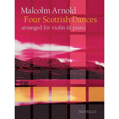 Malcolm Arnold: Four Scottish Dances Op.59 (Violin/Piano)