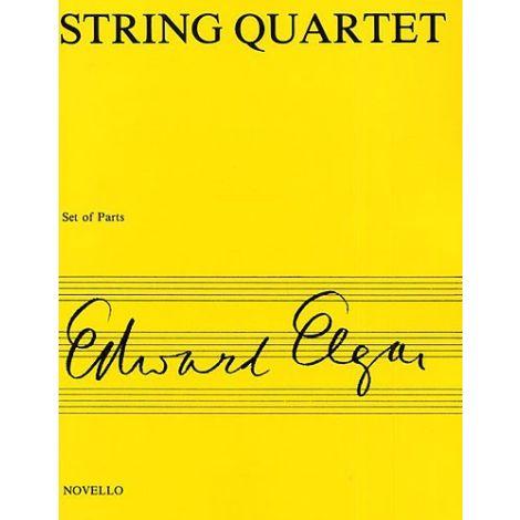 Elgar String Quartet Op.83: Parts
