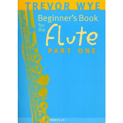 A Beginners Book For The Flute Part 1